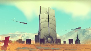 Quel but ultime pour le chemin de l'Atlas de No Man's Sky ?