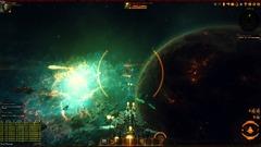 Le MMO spatial Entropy en accès anticipé sur Steam
