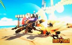 Lost Saga en bêta ouverte le 24 avril