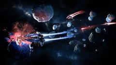 Image conceptuelle d'Universe Rush