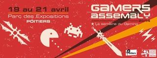 Les inscriptions pour l'édition 2014 de la Gamers Assembly sont ouvertes