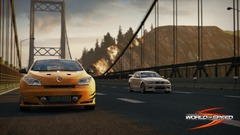 World of Speed illustre ses courses par équipe
