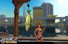 Fin de la pêche en ligne pour World Tour Fishing