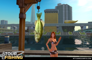 Lancement de World of Fishing sur Steam