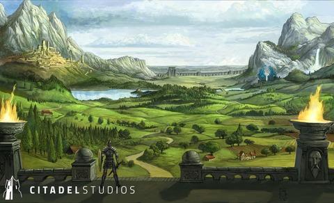 Legends of Aria - Une feuille de route pour le développement de Shards Online