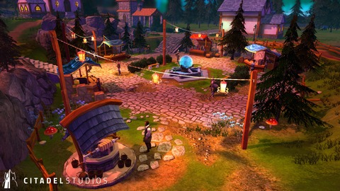 Legends of Aria - Shards Online prend de l'envergure et devient Legends of Aria