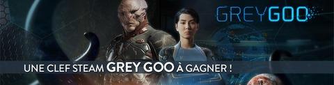 Grey Goo est lancé, une clef Steam à gagner