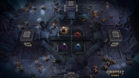 Gauntlet - Arrowhead Game initialement peu convaincu par Gauntlet, refonte en approche