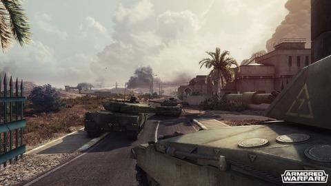 Aperçu d'Armored Warfare