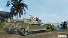 Armored Warfare - Tier9 - Abrams M1A2 001