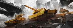 Découverte d'Armored Warfare