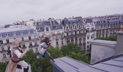 Insolite - Assassin's Creed Unity de sortie à Paris
