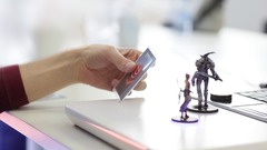 Du plateau à l'écran pour les figurines de Prodigy
