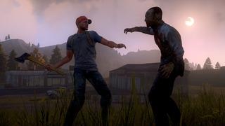 Des survivants changés en zombies dans H1Z1: Just Survive