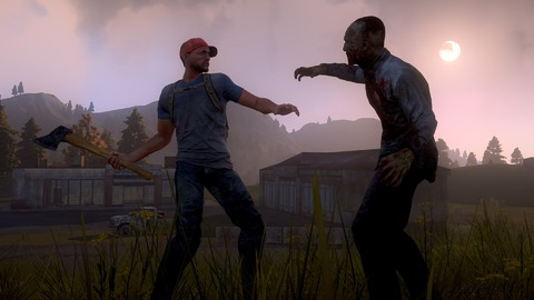 Just Survive - Des survivants changés en zombies dans H1Z1: Just Survive