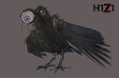 Quand la faune de H1Z1 est « zombifiée »