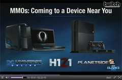 H1Z1 sur PlayStation 4