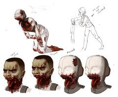 H1Z1 esquisse ses zombies hurleurs