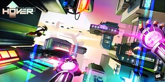 Hover: Revolt of Gamers veut s'inspirer de Jet Set Radio et Mirror's Edge