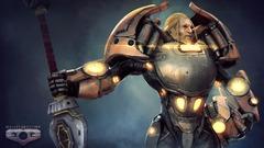 Le choix des armes, pour influer sur le gameplay du MOBA Games of Glory
