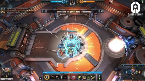 Games of Glory - Cartes stratégiques et héros personnalisables : Games of Glory en accès anticipé free-to-play