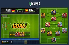 United Eleven lance sa saison régulière