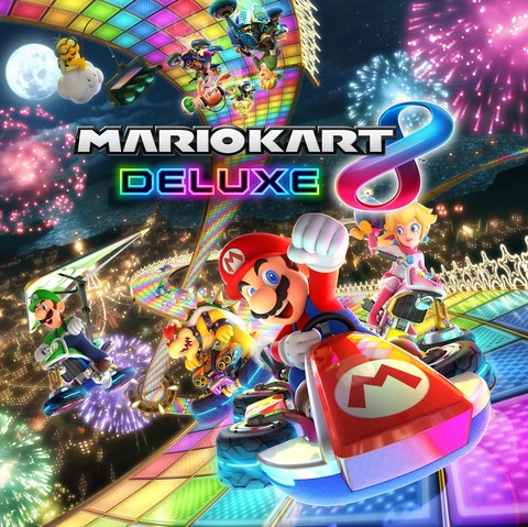 Mario Kart 8 - Test de Mario Kart 8 Deluxe