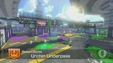 Mario Kart 8 Deluxe Urchin Underpass