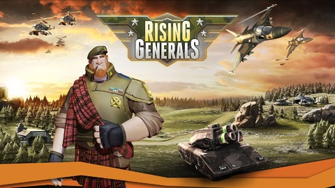 Rising Generals - InnoGames dévoile Rising Generals pour dynamiser le MMO de gestion