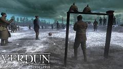 Les joueurs de Verdun fraternisent pour Noël