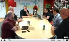 Dev Chat live sur Ustream