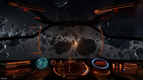 Elite Dangerous - Elite: Dangerous bascule en Beta 3