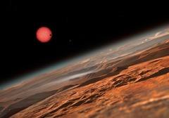 Elite Dangerous avait prédit l'existence du système TRAPPIST-1 et de ses planètes