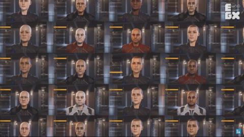 Elite Dangerous - Equipage de vaisseau et personnalisation des avatars en saison 2