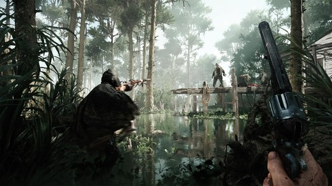 Hunt - Hunt: Showdown lancera son alpha fermée le 31 janvier