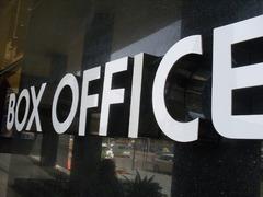 Les box-offices 2014 : le cinéma américain sauvé par la Chine