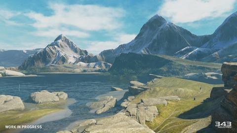 Halo Master Chief Collection - Le mode Forge de Halo 5 : Guardians se dévoile