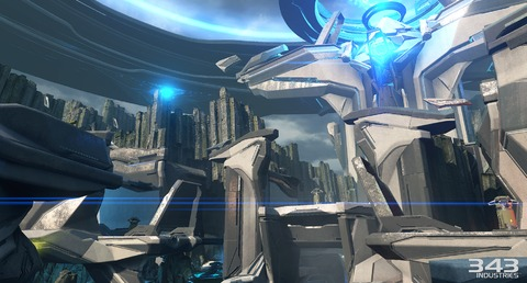 Halo 5 - Call Out : cours de communication sur les cartes multijoueurs d'Halo 5: Guardians