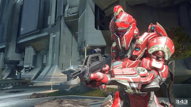 La mise à jour Halo 5: Infinity's Armory est désormais disponible