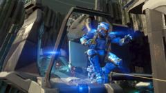 Hammer Storm, prochaine mise à jour de contenu pour Halo 5