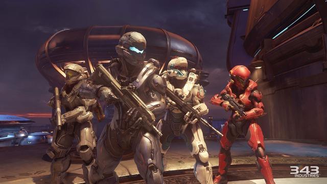 Halo 5 - Campagne - Equipe Osiris
