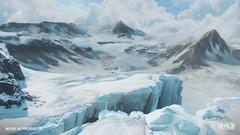 Forge d'Halo 5 - Glacier
