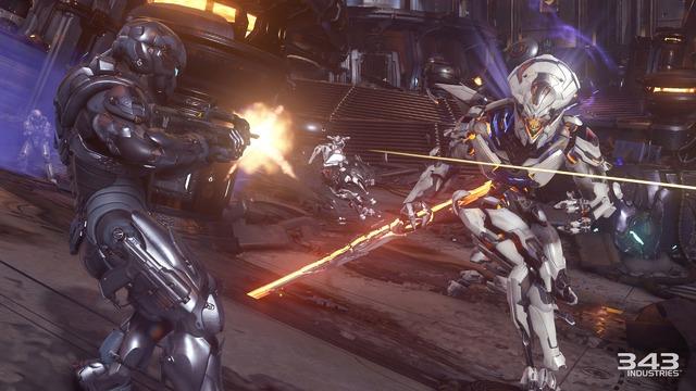 Halo 5 - Campagne - Bataille of Suniaon