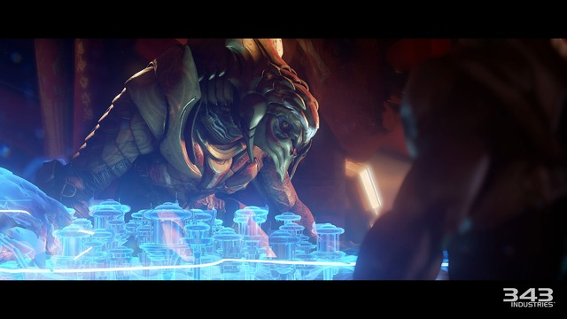 Halo 5 - Campagne - Bataille of Suniaon - Oh tiens, un Covenant