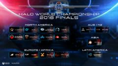 Record de Cash-Prize sur console pour le Halo World Championship