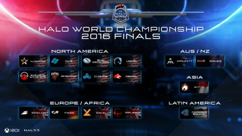 Halo 5 - Record de Cash-Prize sur console pour le Halo World Championship