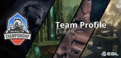 Halo Championship Series : Présentation de l'équipe Cloud 9