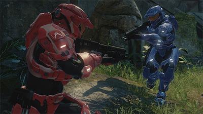 Premier événement sur Halo: TMCC ; Combattre les développeurs