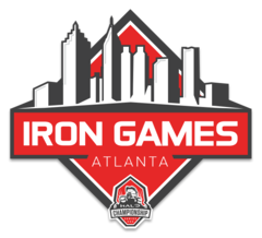 L'Iron Games HCS Atlanta, c'est ce week-end