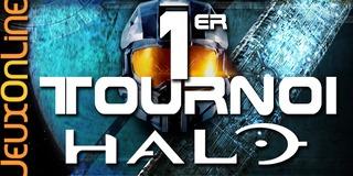 Le premier tournoi Halo sur JeuxOnline s'annonce en ligne, le ..., avec Cash Prize